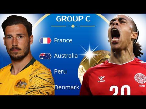 Denmark vs Australia Prediction | 2018 World Cup Match Previews