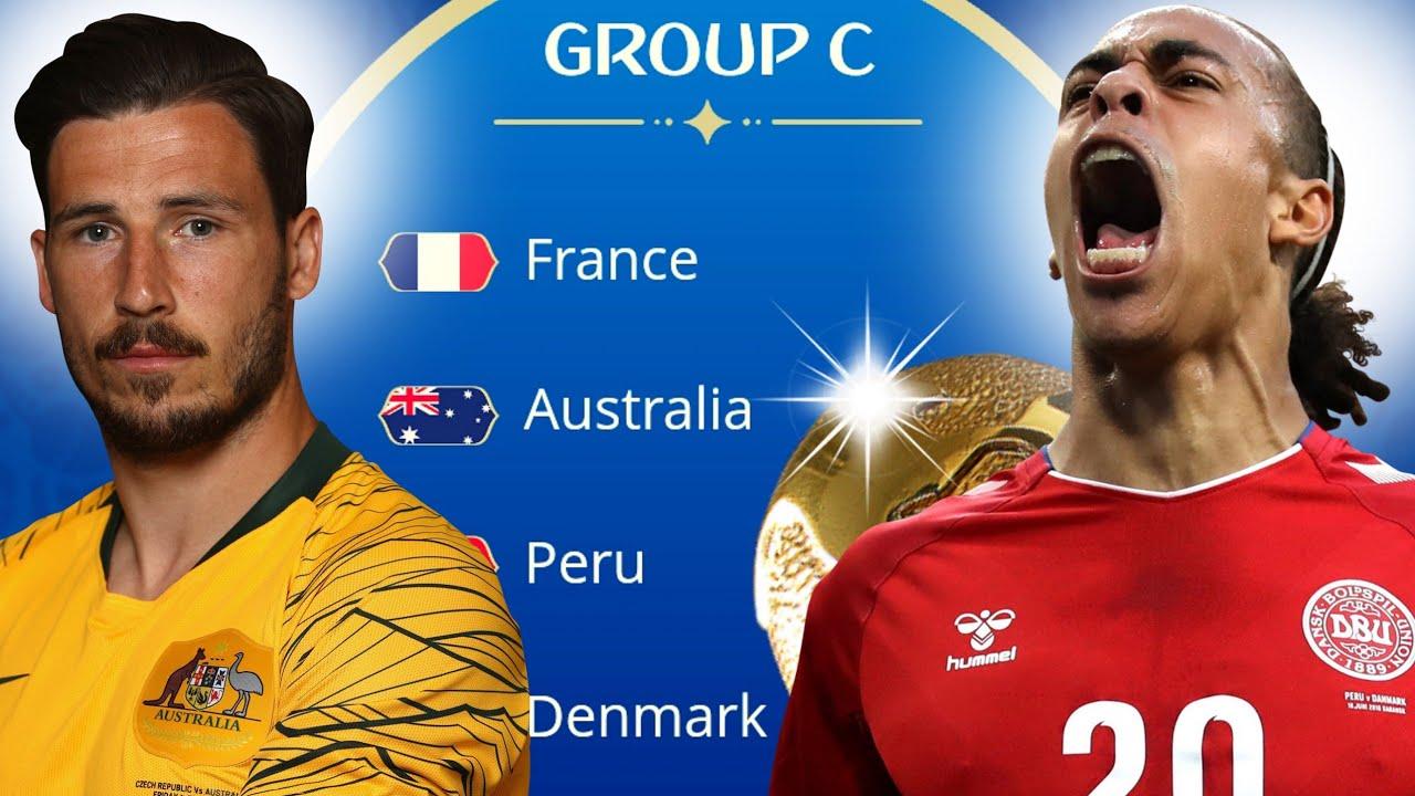 Denmark vs Australia Prediction | 2018 World Cup Match ...