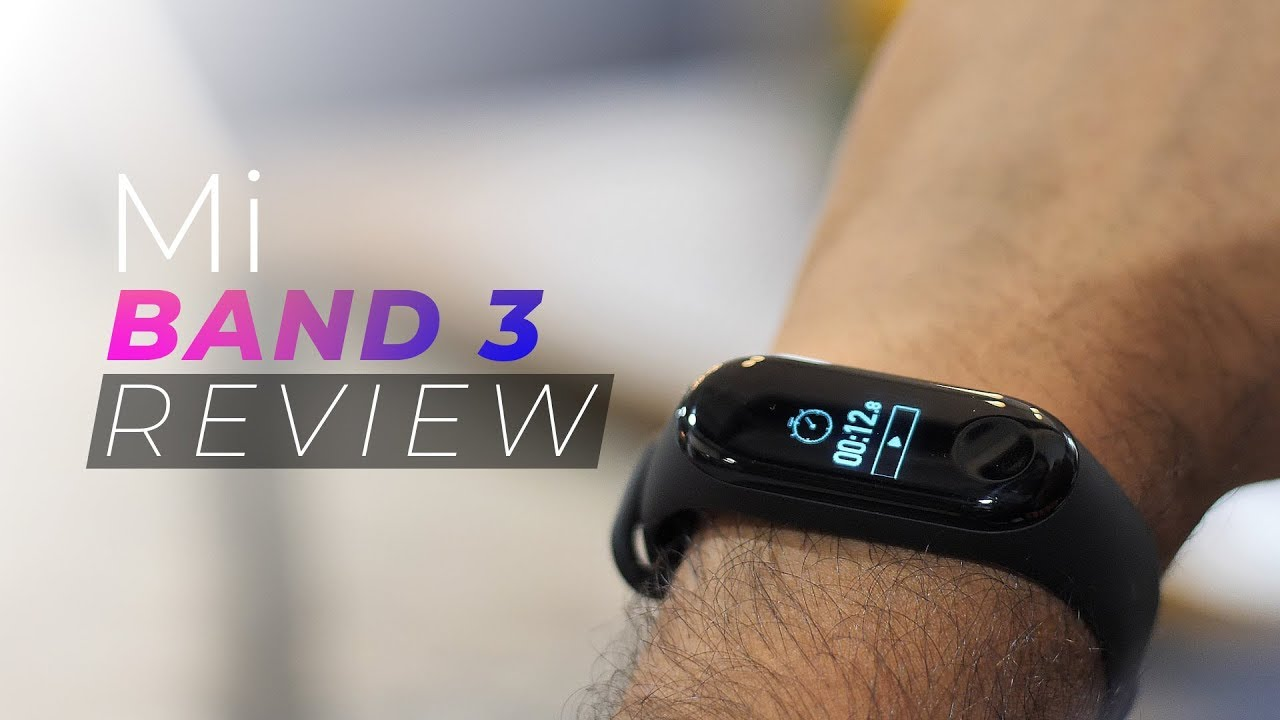 Mi Band 3 Gets a Temporary Price Cut