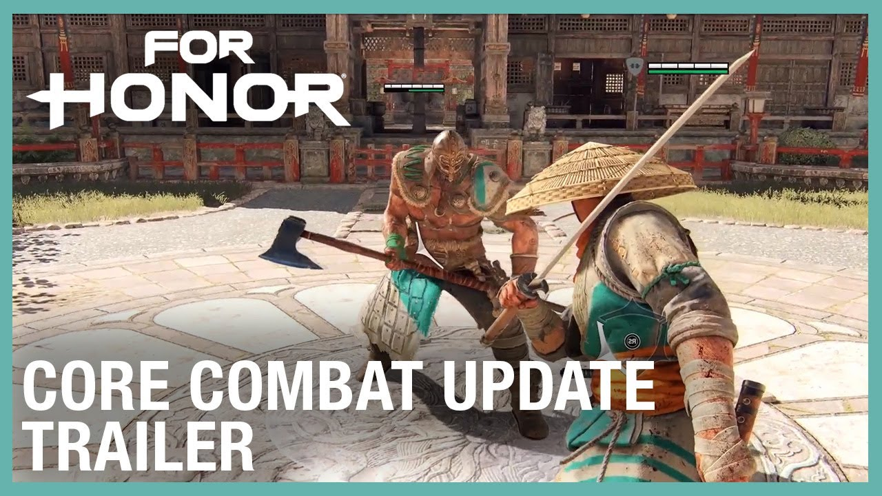 For Honor: Core Combat Update | Trailer | Ubisoft [NA]
