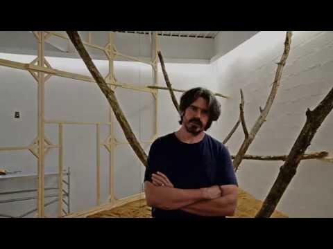 Koen Vanmechelen, interview, Rurart2014