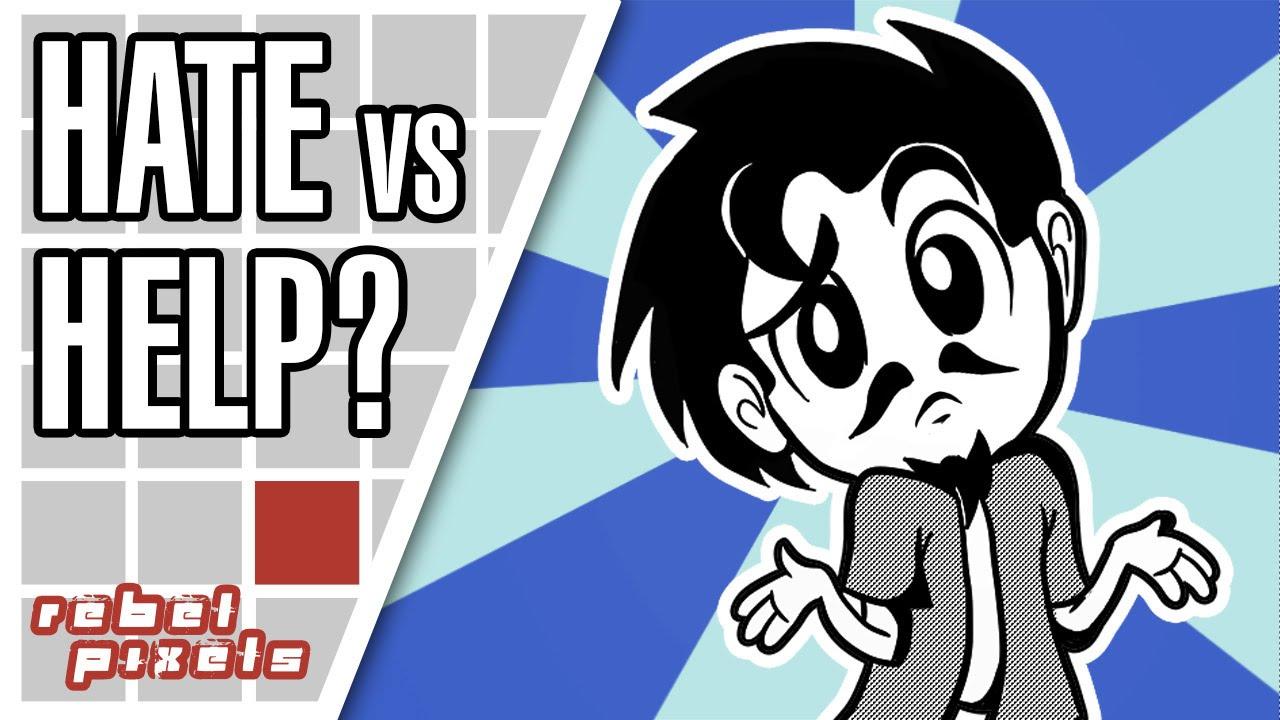 Constructive Vs Destructive Criticism Youtube
