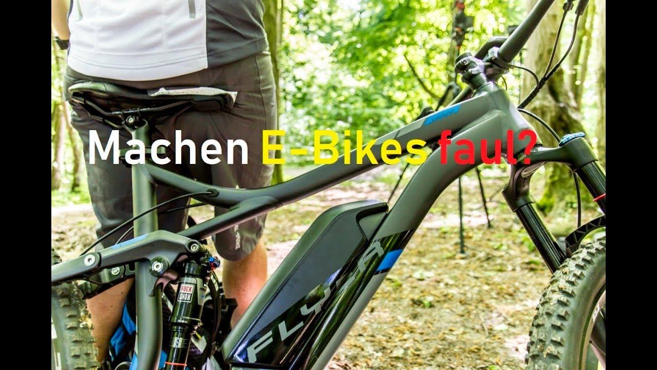 machen e bikes faul oder schnell marc 39 s meinung 1. Black Bedroom Furniture Sets. Home Design Ideas