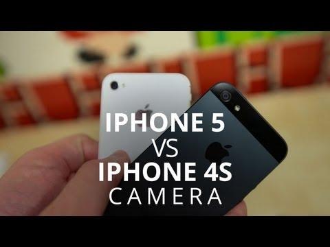 Iphone Vs Iphone 4s