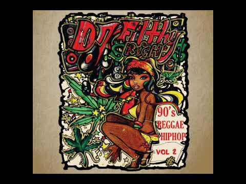 DJ Filthy Rich - 90s Reggae Hip Hop Vol. 2 MIXTAPE