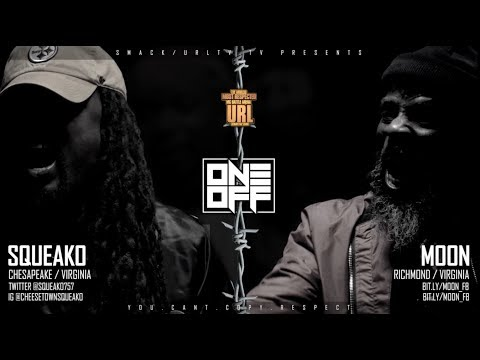 BANNED LEGACY: MOON VS SQUEAKO | URLTV