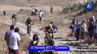 II MARATON BTT CARMONA SUBIDA LAS CABRERIZAS -2014