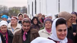Освящение храма в селе Гражданское