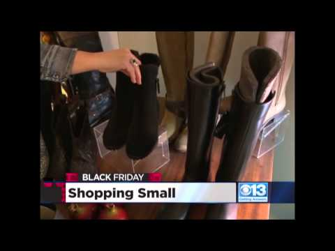 Sacramento Small Businesses Urging People To Shop Local And Help Local Economy
