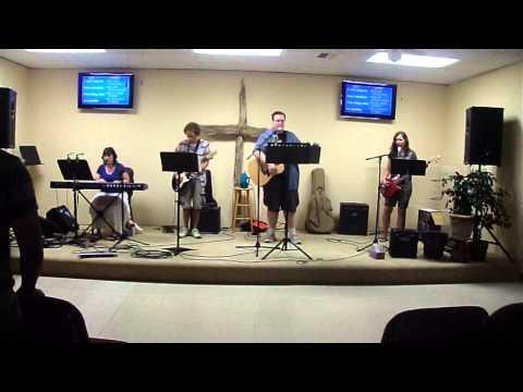 vineyard church in b.g. worship service pt. 1