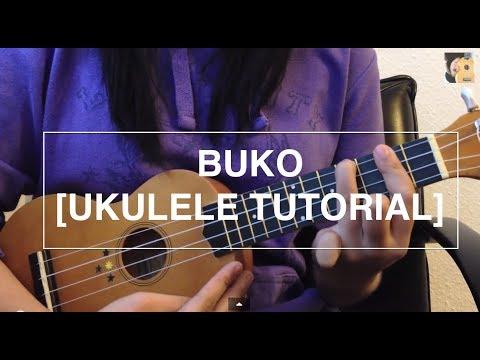 Buko - Jireh Lim (Ukulele Tutorial) - YouTube