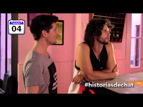 #HistoriasDeChat: Pesado from YouTube · Duration:  45 seconds