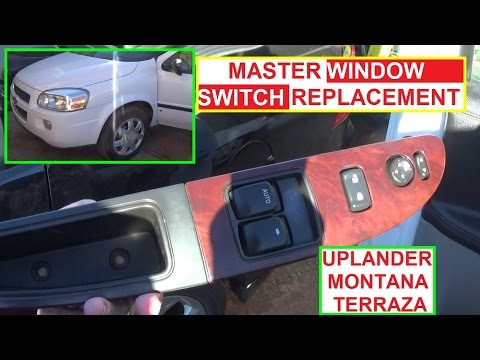 Sliding Door Panel Removal Amp Handle Replacement Buick