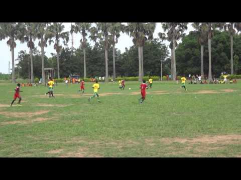 Royal Golden Academy soccer match