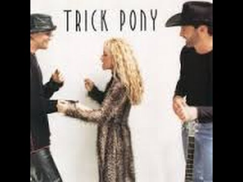 Big River by Trick Pony from the Trick Pony album with Johnny Cash and Waylon Jennings