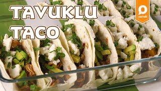 Tavuklu Taco Tarifi - Onedio Yemek - Pratik Yemek Tarifleri
