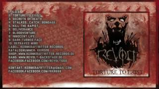 REVOLT - Torture To Exist Full Album KKR028