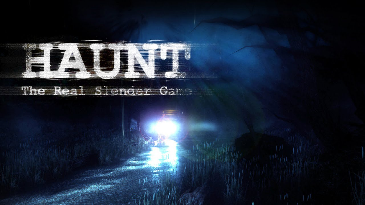Haunt the real slender game download mac