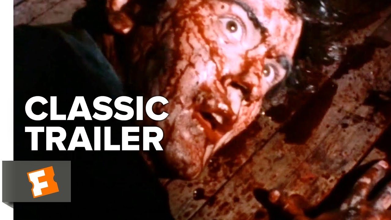 The Evil Dead (1981) Trailer #1 | Movieclips Classic Trailers