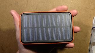 FAKE! 100,000mAh solar powerbank capacity test and opening.