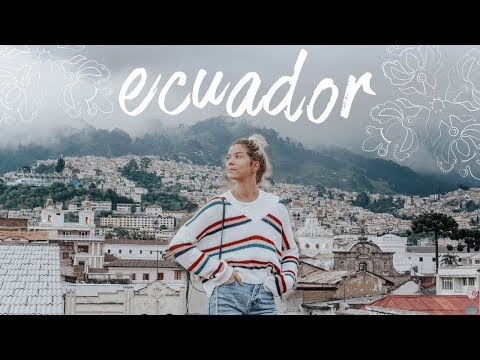 I Went To Ecuador | Travel Vlog