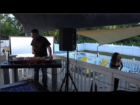 OPEN DECKS - Poolside Edition 6-16-20 (Live From Dadums house)