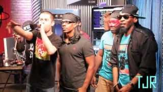 TJ Records rides thru the NSFW Show (@Turquoisejeep)
