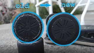 How to SWAP MEEPO V3 polyurethane to 100MM (and why everyone should do it)