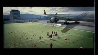 Türk Hava Yolları Yeni Barcelona Reklamı - isa al thy