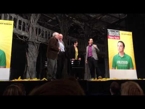 Chita Rivera & Lin-Manuel Miranda (w/John Kander & John Doyle) - The Visit
