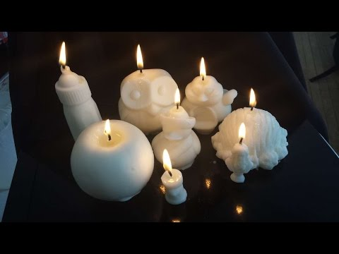 How To Make Original Soy Wax Candles - DIY Home Tutorial - Guidecentral
