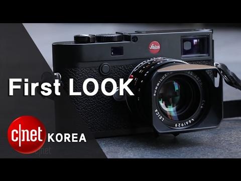 7년동안 장인이 깎아 만든 명품 풀프레임? 라이카 M10 등장 _Leica M10