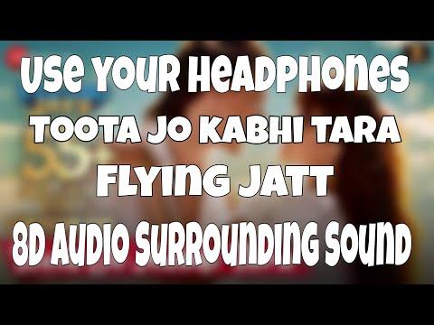 toota-jo-kabhi-tara-(8d-audio)-|-atif-aslam,-sumedha-k-|-sachin-jigar