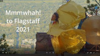 Mmmwhah to Flagstaff with Creativity Alive 2021