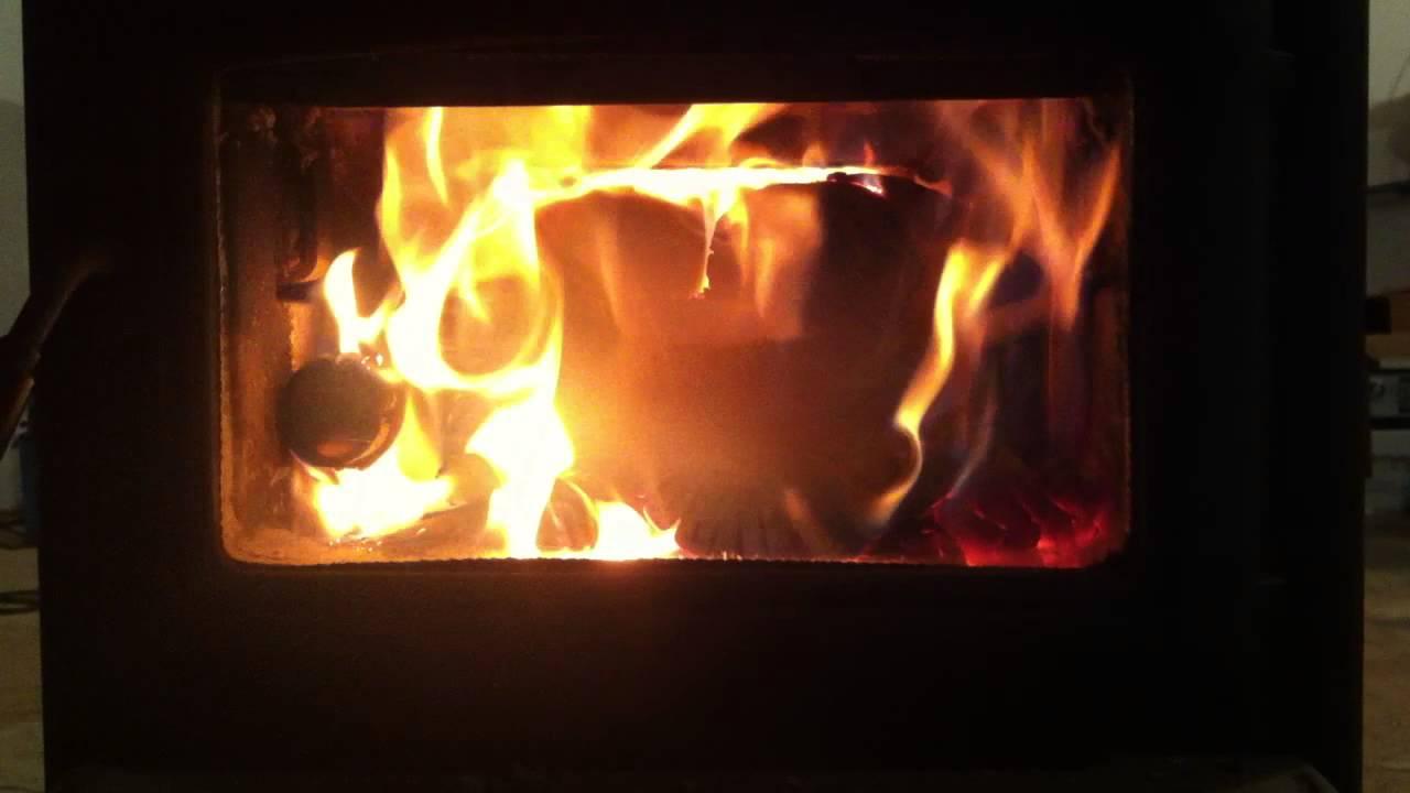 Pacific Energy Super 27 Wood Stove Baffle Second Burn