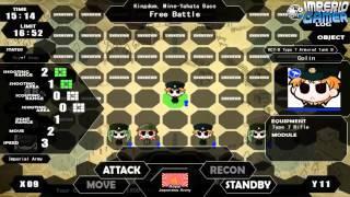 Gameplay War of the Human Tanks   ALTeR
