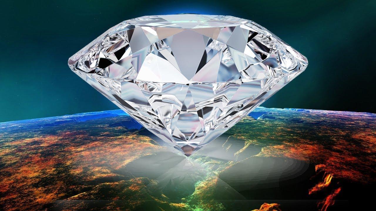 鑽石要貶值?科學家發現地球或暗藏10000億噸。就看誰能挖出來! - YouTube