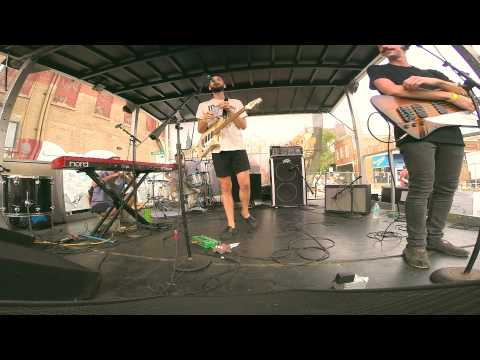 DRMANHATTAN - full set at Wicker Park Fest 2014