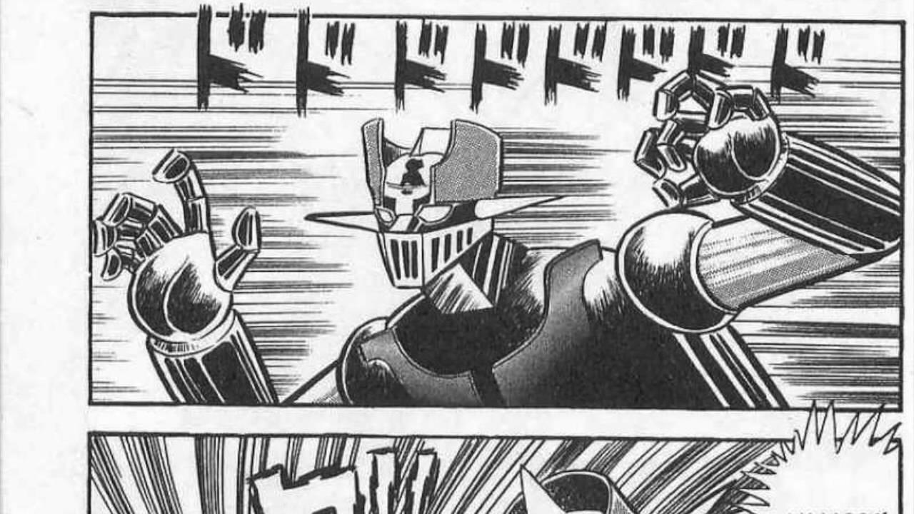 manga z