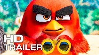 ANGRY BIRDS В КИНО 2 Русский Трейлер #1 (Мультфильм, 2019)