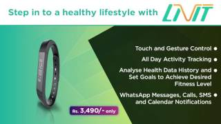 Step into a healthy lifestyle with livit
