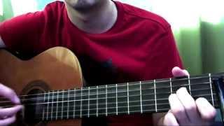 Dennis Sheperd, Cold Blue  & JES - Runaway [Daryll Evan Guitar Instrumental Cover]