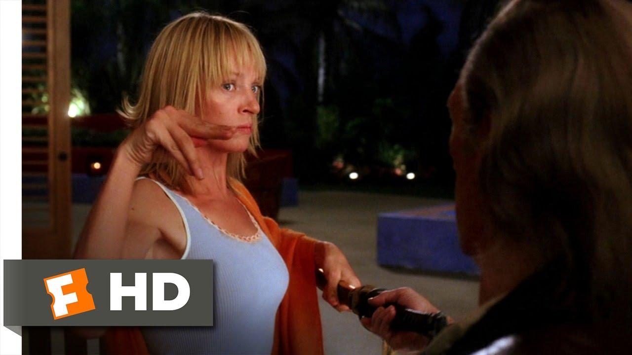 Download Kill Bill: Vol. 2 (2004) - The Five Point Palm  Exploding Heart Technique Scene (12/12) | Movieclips