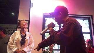[ Bạn Có Tài Mà ] HaiCan hát tặng bạn nữ từ xa đến chơi