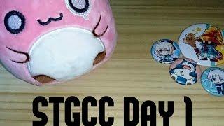 [Vlog] STGCC 2016 Day 1