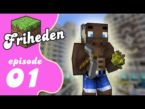 Dansk Minecraft :: Friheden :: DME ER I FRIHEDEN! #1