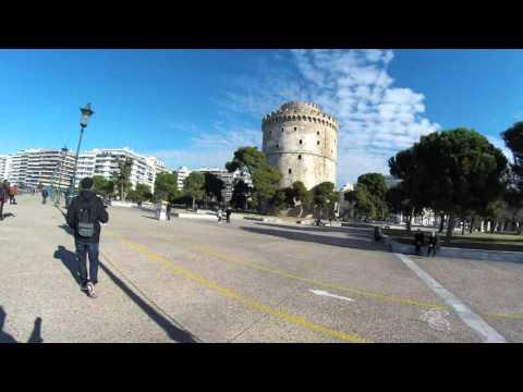 A Winter Walk In Thessaloniki
