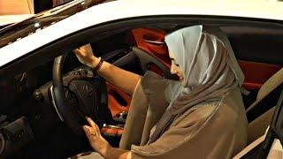 женщины Саудовской Аравии уже начали выбирать себе машины (новости)