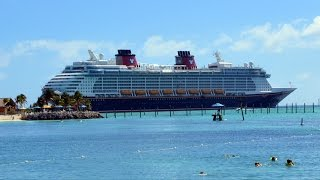 MouseSteps Weekly #89 Disney Dream Cruise Pt 2: Castaway Cay, Remy Brunch, Pirate Night; Mine Train