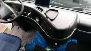 Interior Volvo FH 480 Globetrotter XL